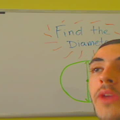 Determining the Radius or Diameter of a Circle from the Area