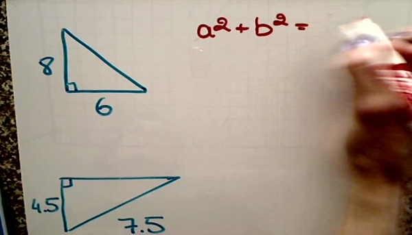 Determining the Perimeter of a Right Triangle