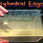 Polyhedral Edges