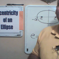Eccentricity of an Ellipse