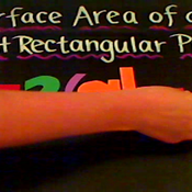 Surface Area of a Rectangular Box