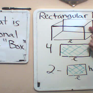 Diagonal of a Rectangular Box