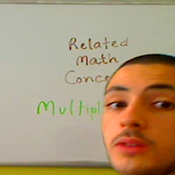Identifying Related Mathematical Concepts