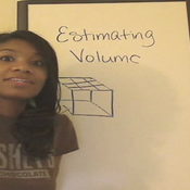 Estimating Volume with Cubes
