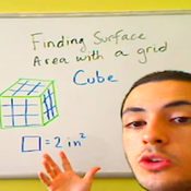 Finding Surface Area with a Grid