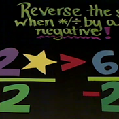Reversing the Sign in Inequalities