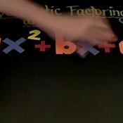 Sign in Quadratic Factoring