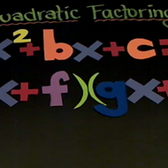Factoring Positive A and C