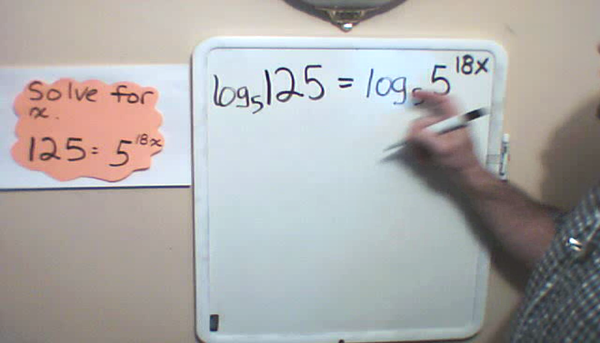 Solving Exponential Equations