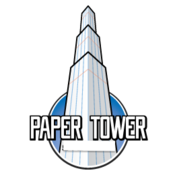 Paper Power Tower Tutorial