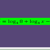 Expanding Logarithmic Expressions
