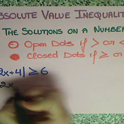 Plotting Absolute Value Inequalities
