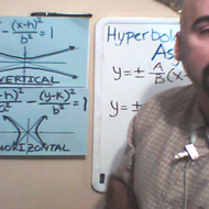Asymptotes of a Hyperbola
