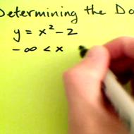 Determining the Domain