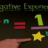 Negative Exponents