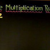 The Multiplication Rule