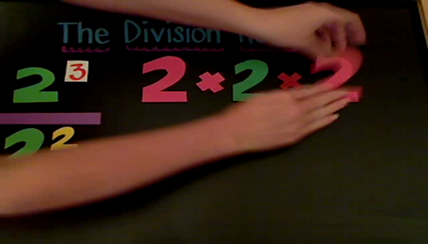 The Division Rule