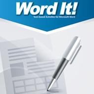 WordIt! Activity 7 Glee