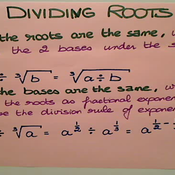 Dividing Roots