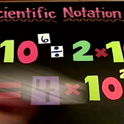 Dividing with Scientific Notation