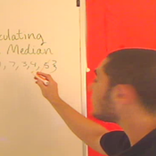 Calculating an Average Median