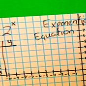 The Graph of an Exponential Equation