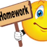 Reviewing Homework Oct. 5-9