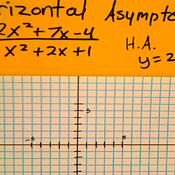 Graphing Horizontal Asymptotes