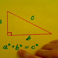 Pythagorean Theorem and Right Triangles