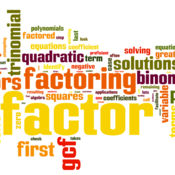Lesson 6-3: Factoring Day 2