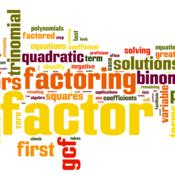 Lesson 6-4: Factoring Mentally
