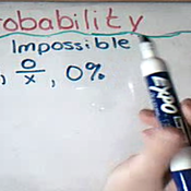 Impossible Probability