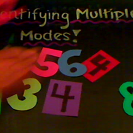 Identifying Multiple Modes