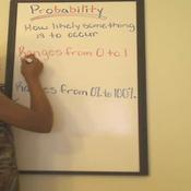 Range of Probability