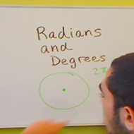 Radians and Degrees