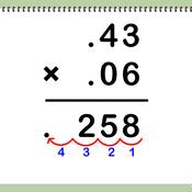 Multiplying Decimals