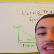 Determining Tangent in Context