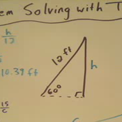 Trigonometric Functions in Context