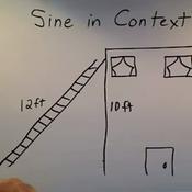 Determining Sine in Context