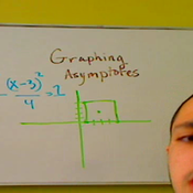 Graphing the Asymptotes of a Hyperbola