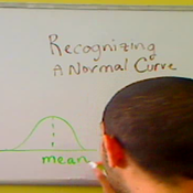 Recognizing a Normal Curve