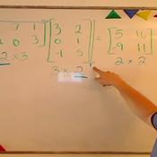Multiplying Two Medium Matrices