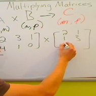 Multiplying Two Medium Matrices