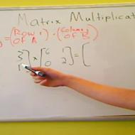 Multiplying Square Matrices