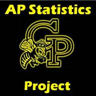 AP Statistics First Semester Project Notes