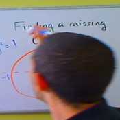 Finding a Missing Coordinate