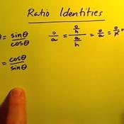 Ratio Identities
