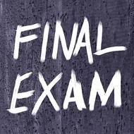 Online Final Exam