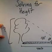 Solving for a Height