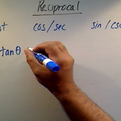 Rewriting in Terms of a Reciprocal